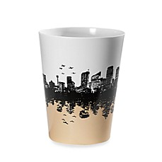 Threadless Stone Jungle Wastebasket