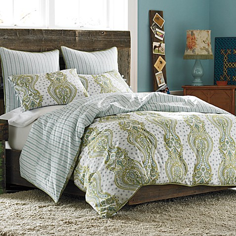Vue® Coriander King Reversible Comforter Set