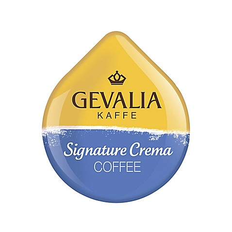 Gevalia 16-Count Signature Crema T DISCs for Tassimo™ Beverage System