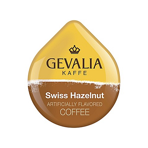 Gevalia 16-Count Swiss Hazelnut T DISCs for Tassimo™ Beverage System