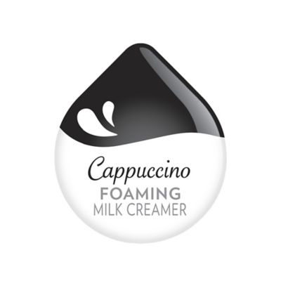 Tassimo™ 8-Count Cappuccino Foaming Milk Creamer T DISCs for Tassimo™ Beverage System