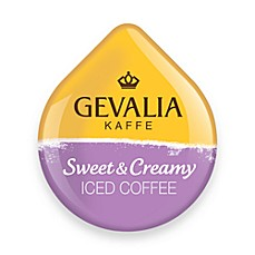Gevalia Sweet & Creamy Iced Coffee Blend T DISCS  for Tassimo™ Hot Beverage System