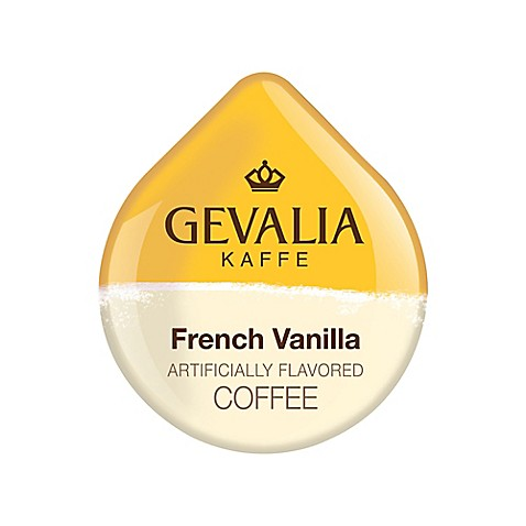 Gevalia 16-Count French Vanilla Blend T DISCs for Tassimo™ Beverage System