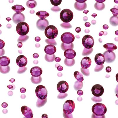 Lillian Rose™ Diamond Confetti in Purple