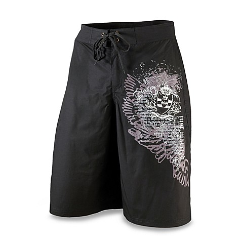 Lillian Rose™ Just Married Medium/Size 34 Board Shorts