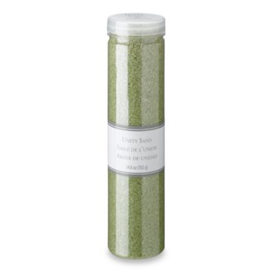 Sage Green Sand for Unity Sand Wedding Ceremony