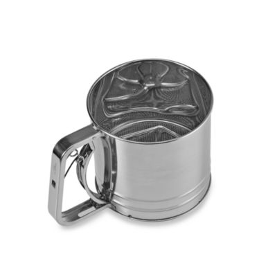 Stainless 5 Cup Sifter