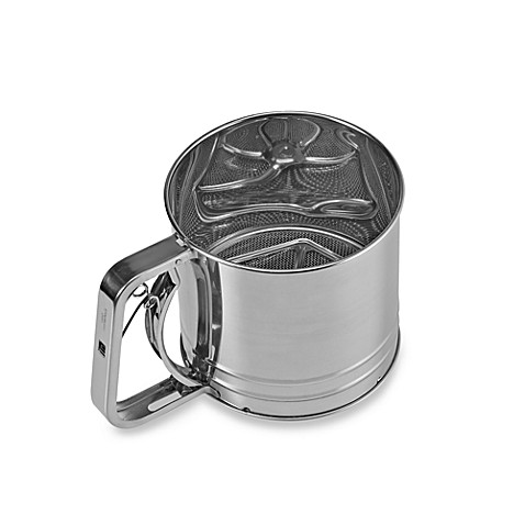 5-Cup Stainless Steel Sifter