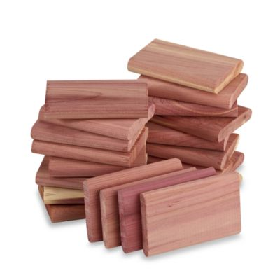 10-Pack Cedar Blocks
