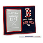 Boston Red Sox Memory Youth Personalized Frame