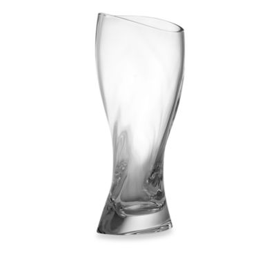 Nambe River 12-Inch Vase