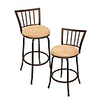 Cheyenne Hudson Swivel Counter Stool and Bar Stool