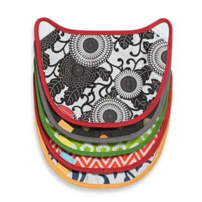Infantino® Wonder Cover™ 2-in-1 Bibs