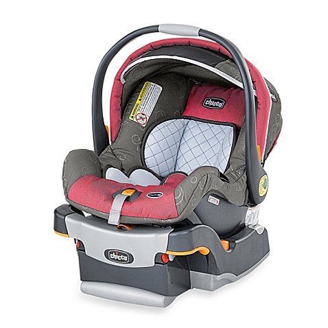 Chicco® KeyFit® 30 Infant Car Seat in Foxy™