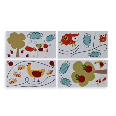 CoCaLo® Baby Farm Removable Wall Appliqués