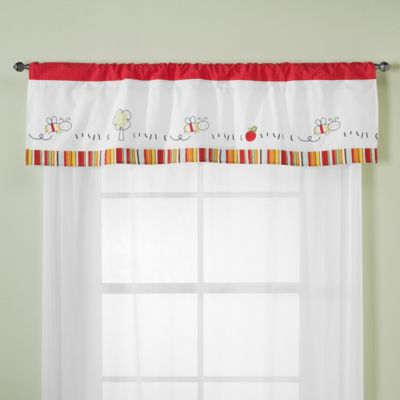 CoCalo™ Baby Farm Window Valance