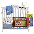 CoCaLo® Road Work 4-Piece Crib Bedding Set & Accessories