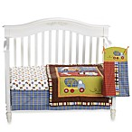 CoCalo™ Road Work 4-Piece Crib Bedding Set