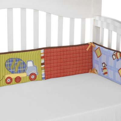 CoCalo™ Road Work Crib Bumper