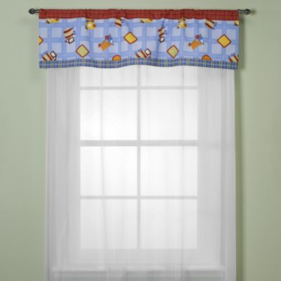 CoCalo™ Road Work Window Valance