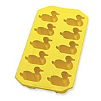 Lekue Classic Duck Yellow Ice Cube Tray