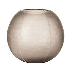 Donna Karan Lenox® Artisan Glass Etched Icicle Round Vase
