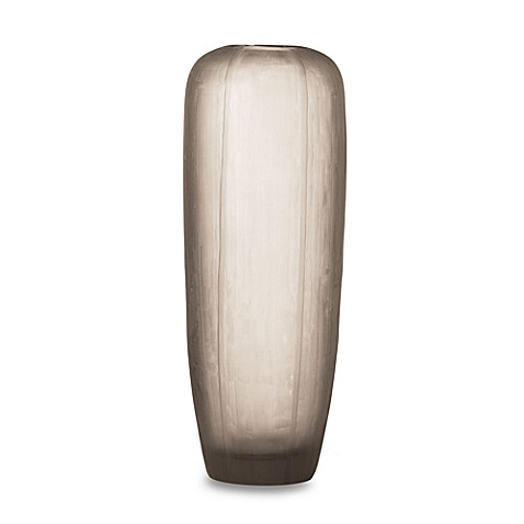 Donna Karan Lenox® Artisan Glass Etched Icicle Tall Vase