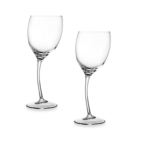 Nambe Tilt 13-Ounce Goblet (Set of 2)