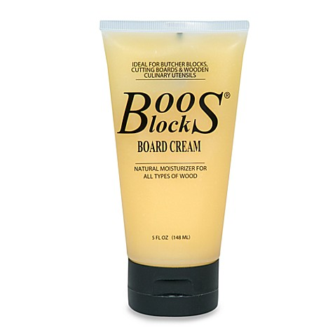 John Boos Block Board Cream