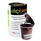 Ekobrew Canister Reusuable Coffee Filter for Keurig® Single Cup Brewers
