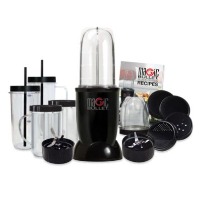 Magic Bullet® Black Edition Express Blender and Mixer System