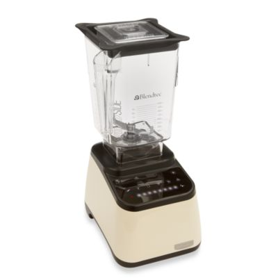 Blendtec® Total Blender Designer Series™ with WildSide Jar in Cream