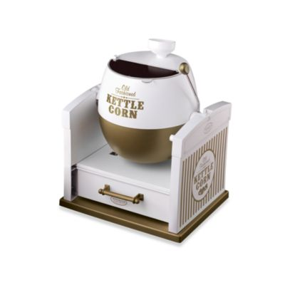 Nostalgia Electrics™ Carnival Kettle Corn Maker