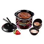Nostalgia Electrics™ Electric Chocolate Dipping Pot