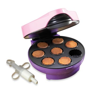 Nostalgia Electrics™ Cream Filled Cupcake Maker