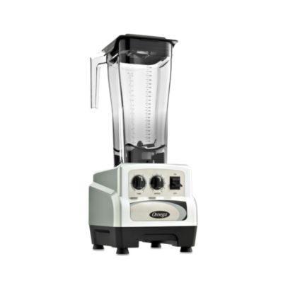 Omega® BL490S 82-Ounce 3-HP Variable Speed Commercial Blender with Advanced Timer in Silver