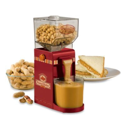 Nostalgia Electrics™ Peanut Butter Maker