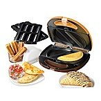Nostalgia Electrics™ 2-in-1 Churros & Empanada Maker