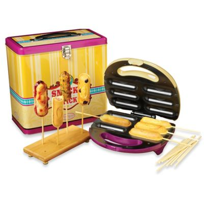 Nostalgia Electrics™ Snack on Stick Maker Kit