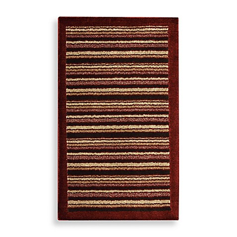 Mohawk Home Channels Multistripe Tufted Rug