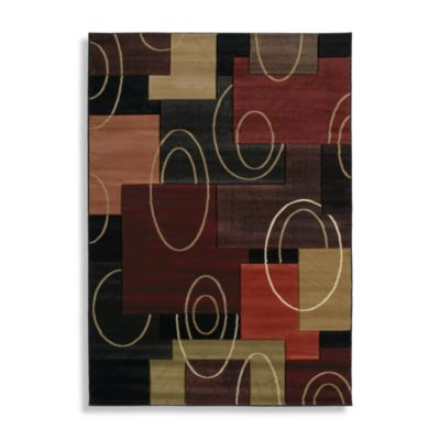 Cha Cha Onyx 2-Foot 7-Inch x 4-Foot 2-Inch Petite Accent Rug