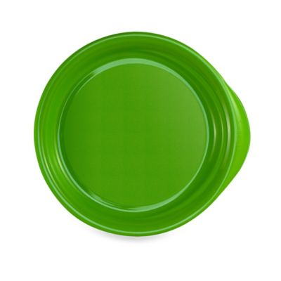 Preserve® Everyday 9 1/2-Inch Plate in Apple Green (Set of 4)