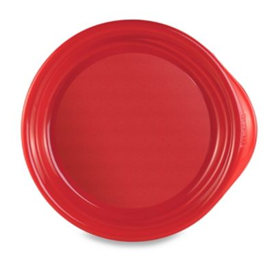 Preserve® Everyday 9 1/2-Inch Plate in Pepper Red (Set of 4)