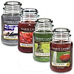 Yankee Candle® Large Classic Candle Jar Man Candles