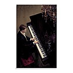 Jazz Duet Piano Printed Canvas Wall Art