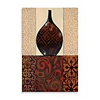 Tapestry Vessel I Printed Canvas Wall Art