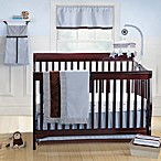 Brandon Blue Crib Bedding Collection
