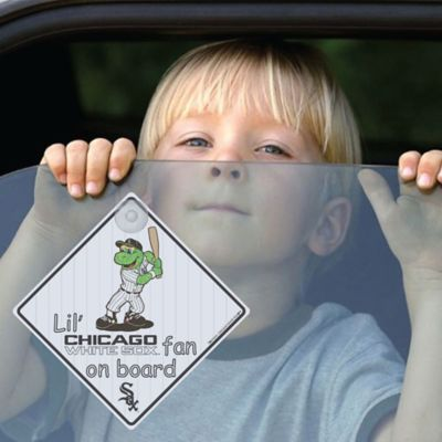 Team ProMark® Lil' Fan On Board Sign in Chicago White Sox