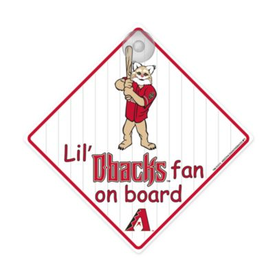 Team ProMark® Lil' Fan On Board SigNinarizona Diamondbacks
