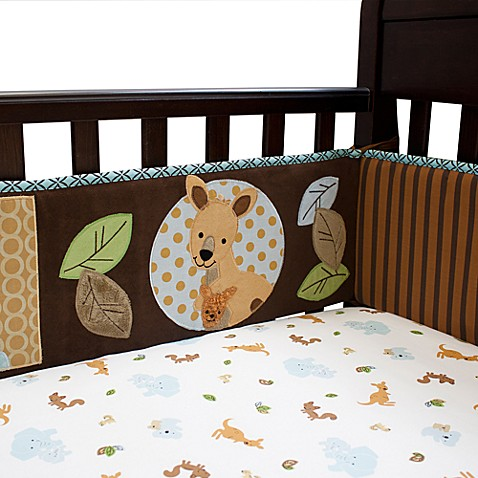 Lambs & Ivy® Animal Antics Bumper
